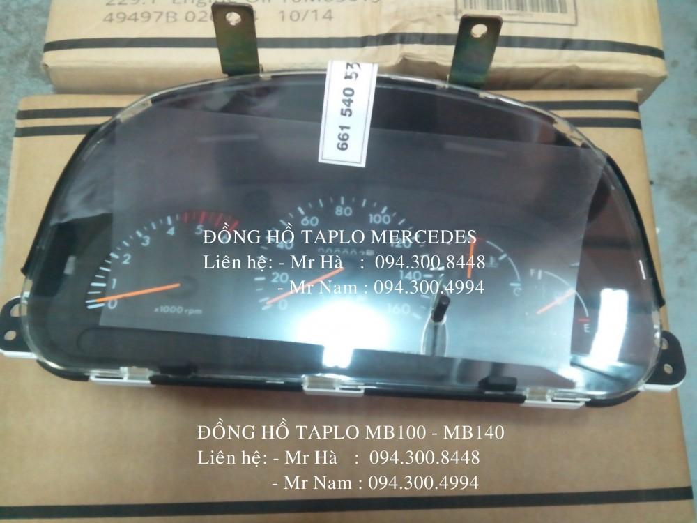 ĐỒNG HỒ TAPLO MB100 -MB140