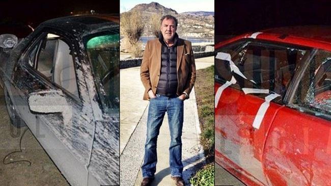 """Bộ sậu Top Gear bị """"tống cổ"""" vì lái xe đeo biển số nhạy cảm"""